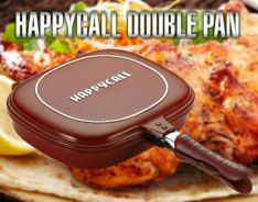 Happy call double pan 32cm