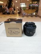 Yongnuo yn35mm f2 lens-canon (99.9% new)