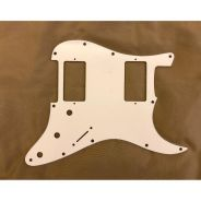 Fender Stratocaster Style Pickguard 11 Hole H-H