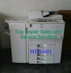 Multicopier mp6001 machine photostat b/w