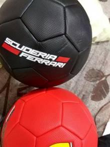 Ferrari football for display