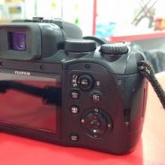 Fujifilm FinePix S200EXR Super-zoom