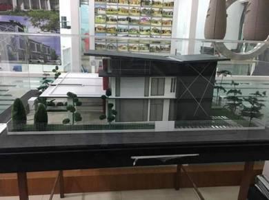 Klang Meru 2- stry Shop (New Property)