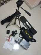(WTS) NIKON D3300 with lens fullbox