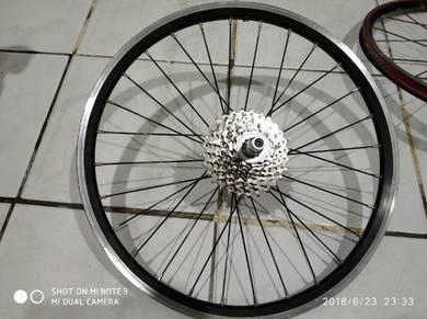 Wheelset 20