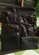 Camel Active Genuine Leather Man Crossbody Bag