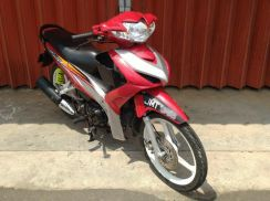 2011 Honda Wave R 110 R110 - On The Road