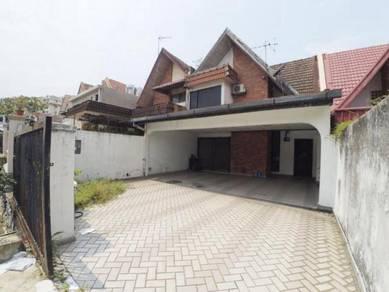FREEHOLD Double Storey Terrace SS17 Subang Jaya NEAR LRT