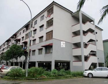 Bandar Seri Alam, Flat Jalan Tasek 64
