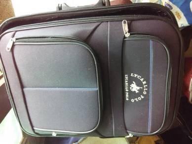 Used travel bag