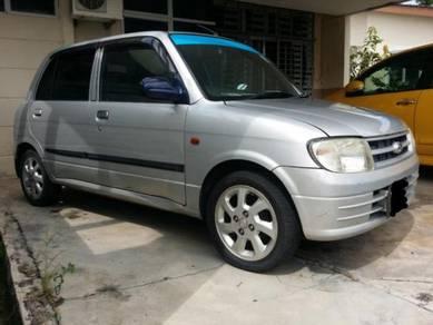 Kelisa auto 2005