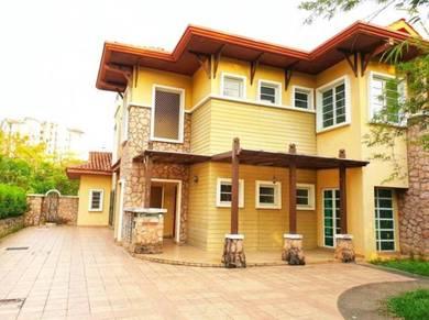 Big Land 2 Storey Corner Bungalow Hse, Presint 14, Putrajaya