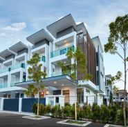 Pool Villas with private swimming pool, Puchong