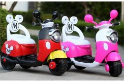 Mickey mouse high back kids scooter t6.4-4.vn