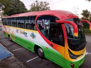 Rental bus & van & mpv