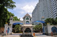 N-park batu uban with fully furniture for sale