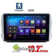 Peugeot 208 2008 Android 7.1 HD10.1inch CAR palyer
