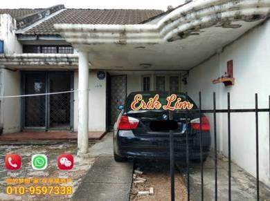 Single Storey Terrace At Taman Sejati For Sale