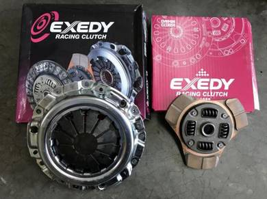 Exedy 3 puck clutch set for kancil l2 l5