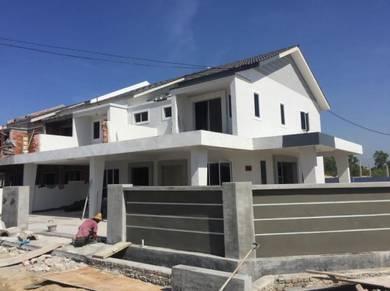 Rumah 2 Tingkat Teres Baru Di pengkalan/Pengkalan Timah Residence