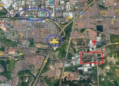 Detached Factory at Taman Industri Cendana, Sungai Petani