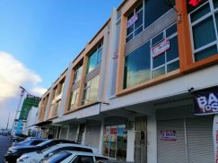 Tabuan Tranquility New 3 Storey ShopHouse For Rent