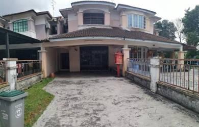 Skudai, Bukit Indah, Nusa Bestari 2 Storey CAN FULL LOAN