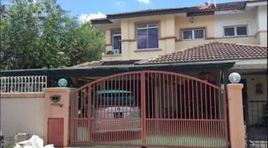 Cheras Perdana Double Storey House