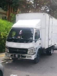 JBC 5ton lorry 2015