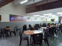 Restaurant business at Taman Peringgit Jaya