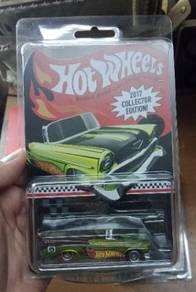 Hotwheels collector edition