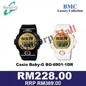 Casio Baby-G BG-6901-1DR Digital Dial Black