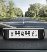 Tyre Pressure Monitoring System Solar