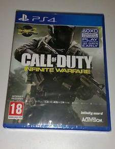 PS4 Game Call of Duty Infinite Warfare COD NEW