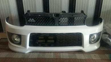 Bumper pleo RS