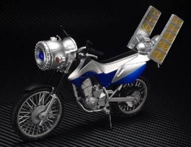 Kamen Rider Meteor Machine Meteorstar Bandai