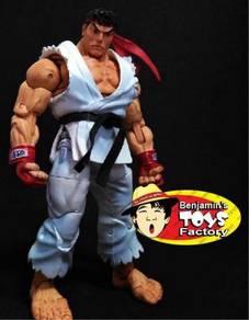 Street Fighter Ruy Toy Model
