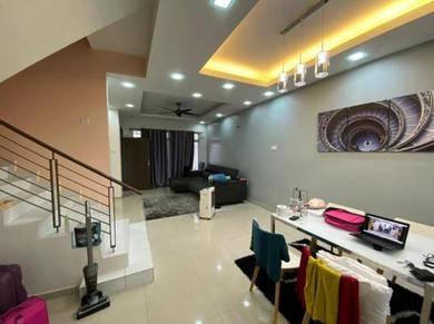 {RENOVATED} 2 Sty Terrace House Cassis Kota Emerald West Rawang