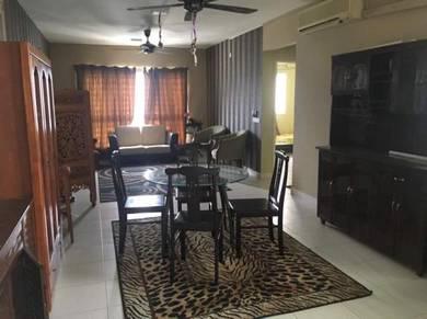 MURAH FULLY FURNISH Apartment Seri Mutiara Setia Alam