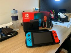 Nintendo Switch Neon Console