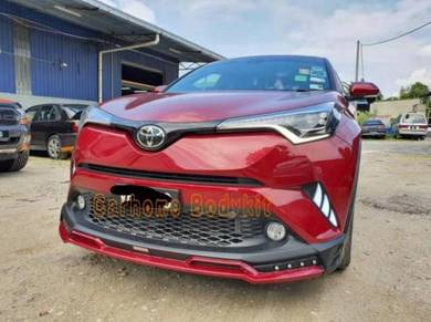 Toyota chr c-hr drive68 bodykit body kit ori abs