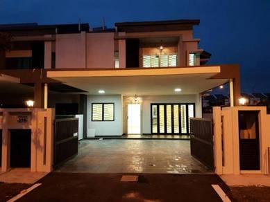 Double Storey Terrace Corner Lot, Laman Delfina, Nilai Impian
