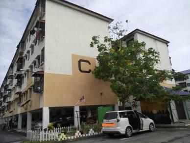 [FACING MASJID] Corner Lot Apartment Nuri, Bandar Bukit Mahkota, Bangi