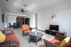 Nice unit/Likas Square Apartment/6th floor/ Fully Furnished