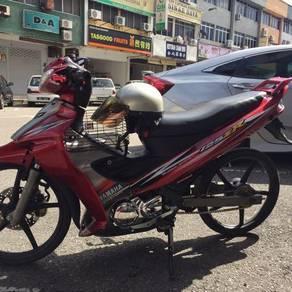2000 Yamaha 125ZR