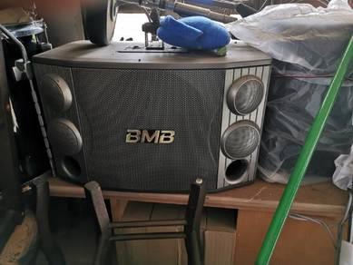 BMC speakers n Amplifier