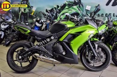 Kawasaki er6f er-6f