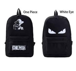 Glow in the Dark Shoulder Backpack, School Bags