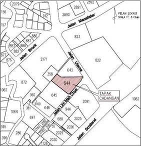LOT 644 Seksyen 2 (Jalan Lim Mah Chye, Georgetown Area)