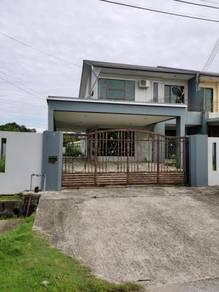 A 4-Rooms Semi-Detached House